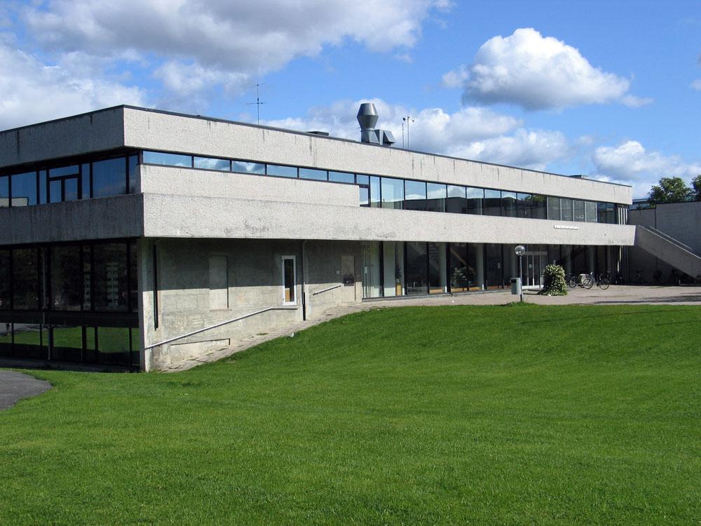 Rehabilitering av Ås kulturhus