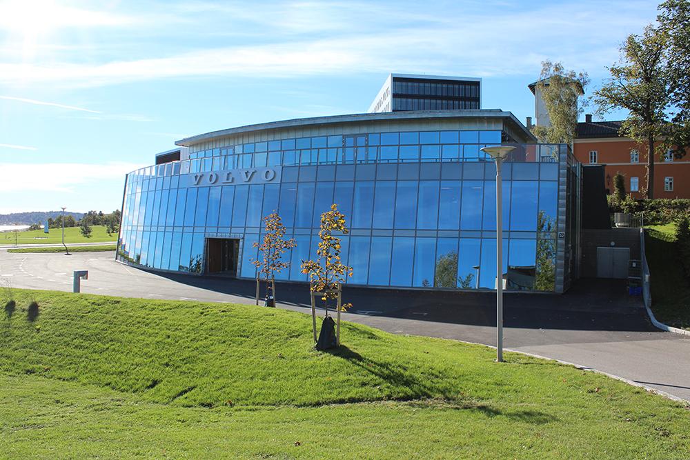 Nytt kontorbygg på Snarøya ferdigstilt og tatt i bruk