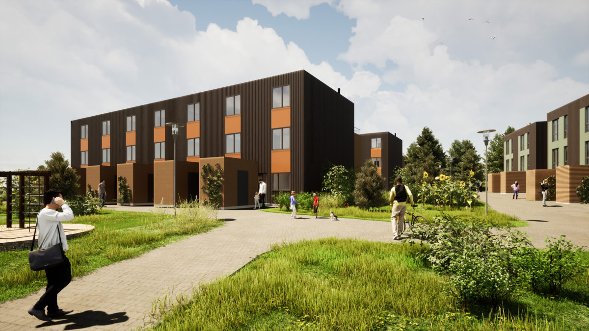 Nye boliger i Ås kommune